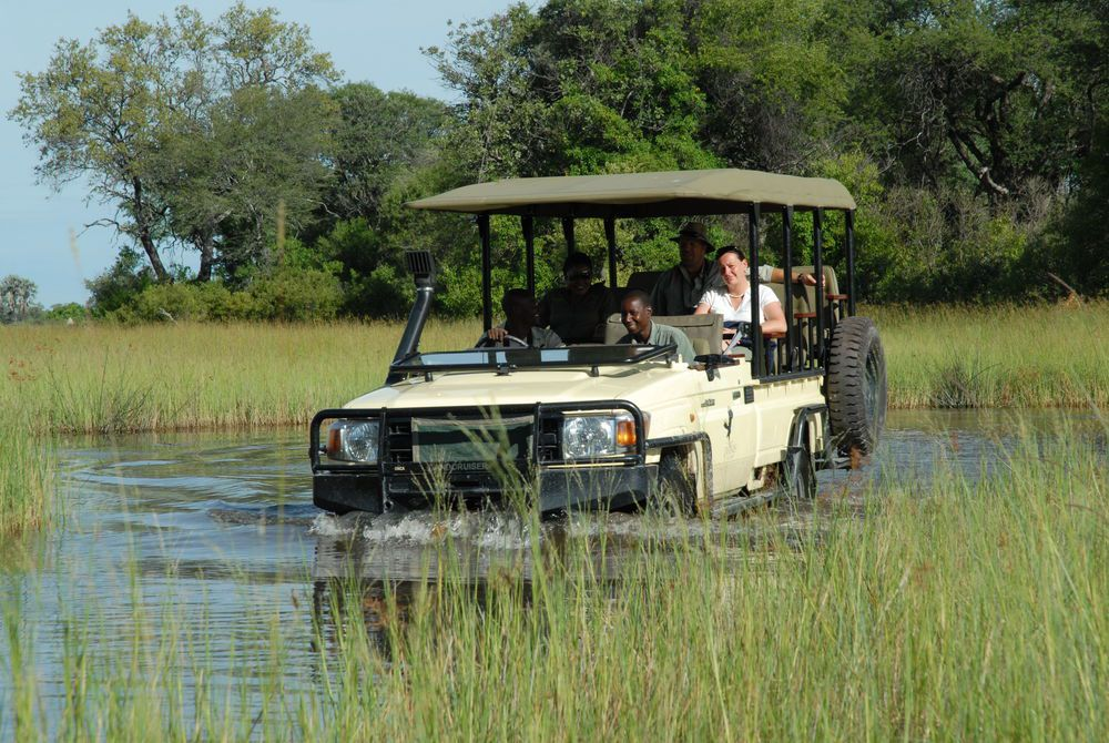 Sanctuary Baines Camp, Okavango Delta