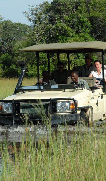 Sanctuary Baines' Camp, Okavango Delta, Botswana