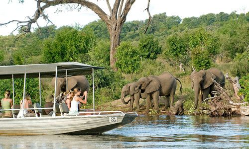 Sanctuary Chobe Chilwero, Chobe National Park