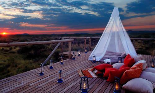 Sanctuary Makanyane Safari Lodge, Madikwe Game Reserve