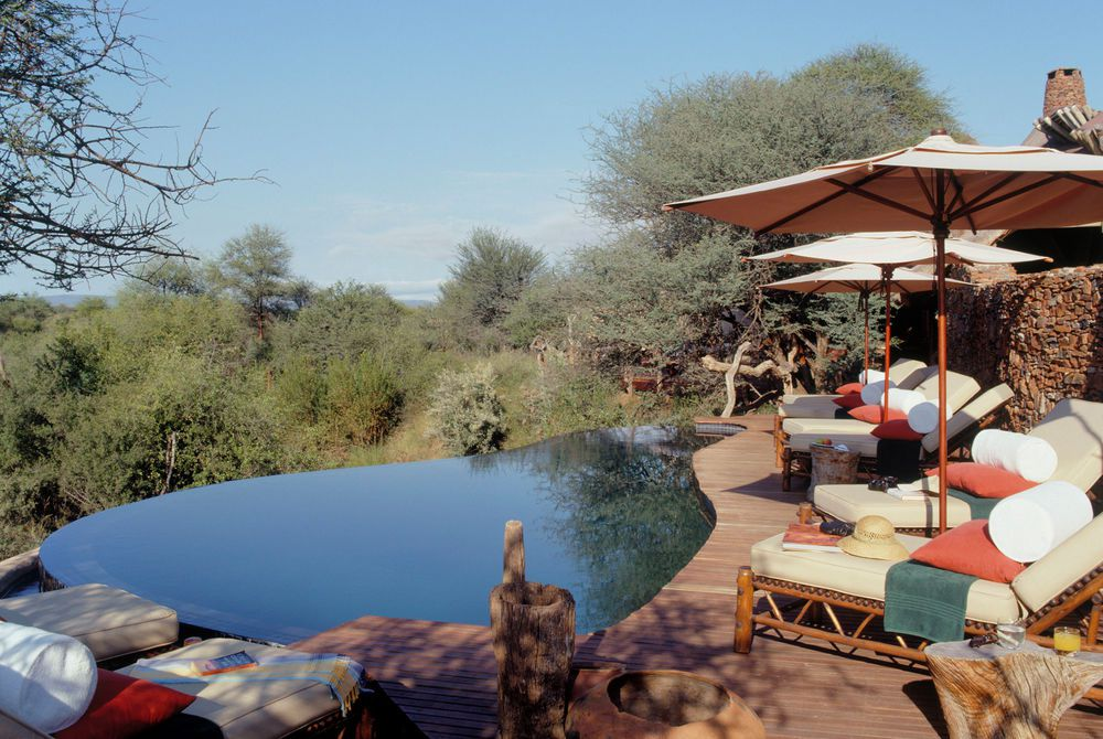 Sanctuary Makanyane Safari Lodge, Madikwe Game Reserve