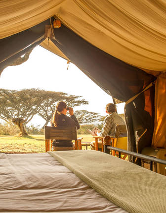 Sanctuary Ngorongoro Crater Camp, Tanzania