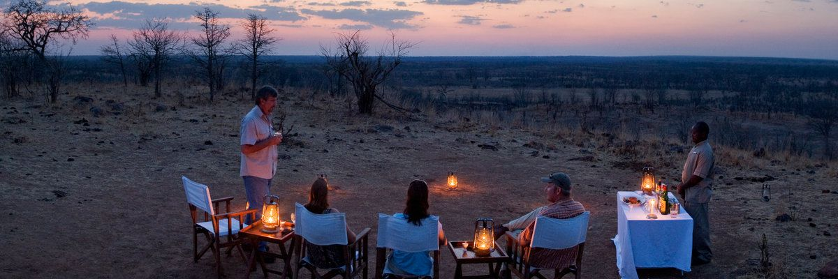 Puku Ridge Camp, South Luangwa National Park