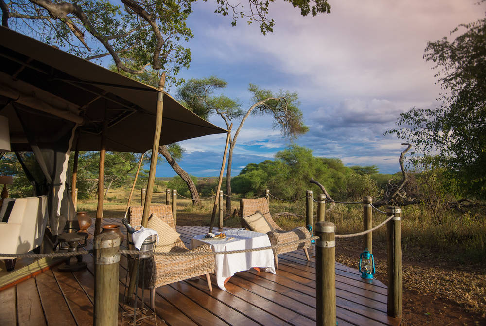Sanctuary Swala lodge, Tarangire National Park