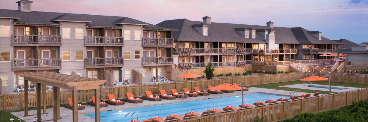Sanderling Resort, North Carolina