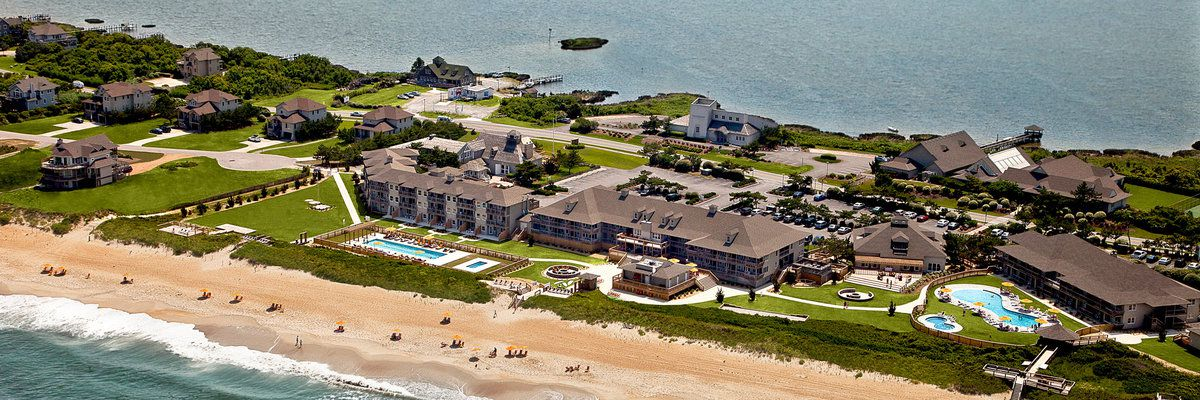 Sanderling Resort, Outer Banks