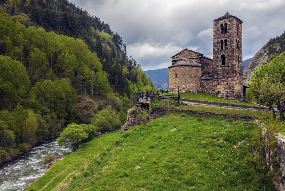Sant Joan de Caselles Church, Canillo