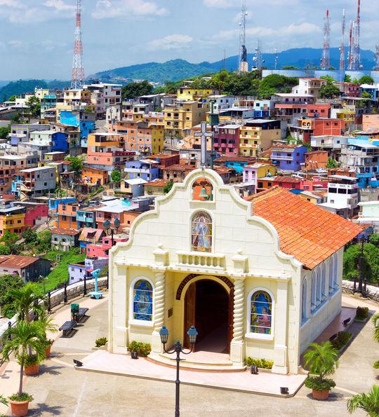 Santa Ana Hill, Guayaquil