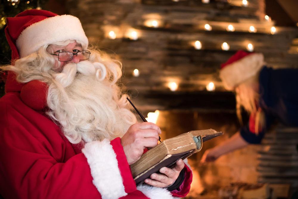 Santa in Harriniva