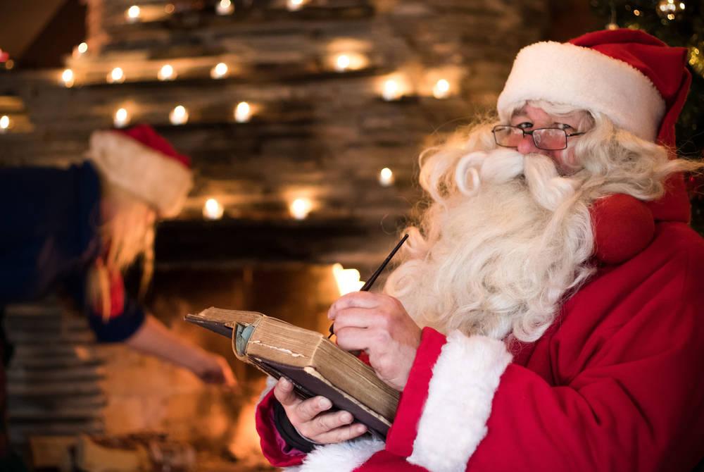 Santa Claus, Hotel Harriniva