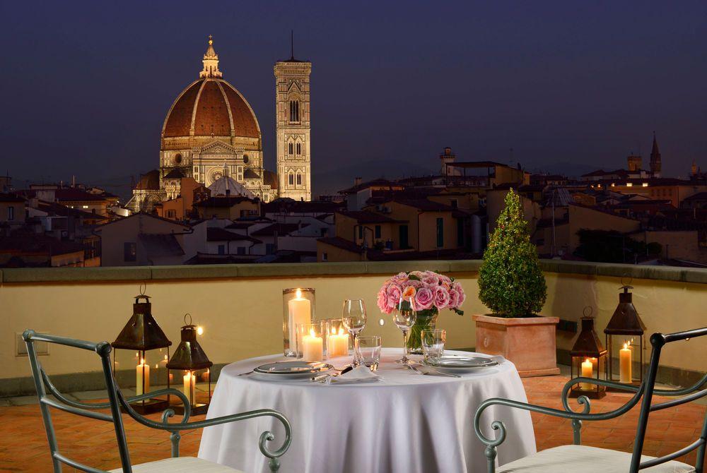 View of the Duomo from Santa Maria Novella