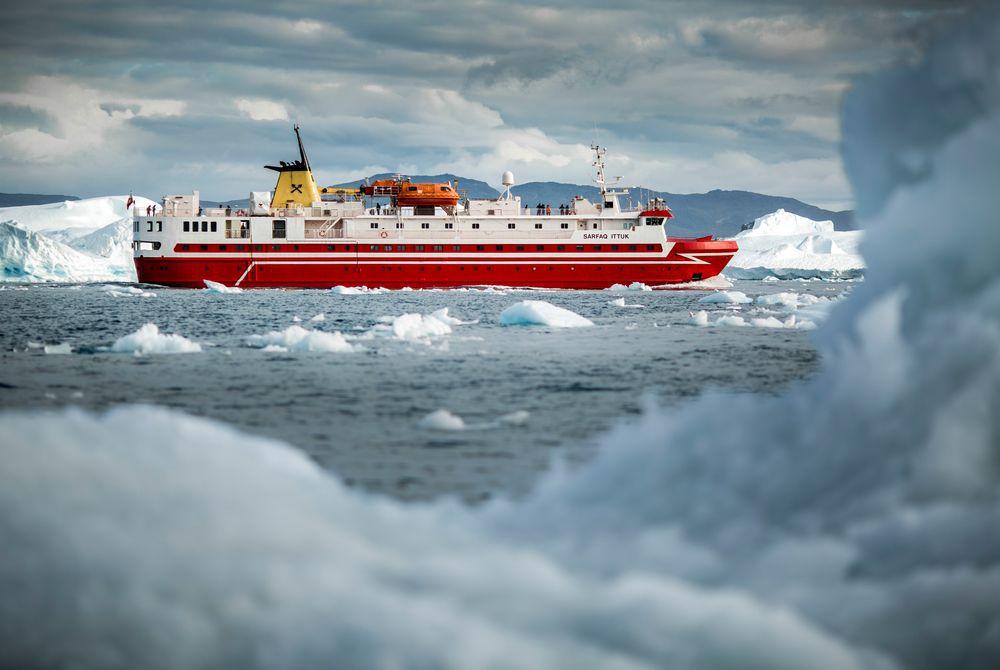 Sarfaq Ittuk, Disko Bay (Photo by Mads Pihl - Visit Greenland)