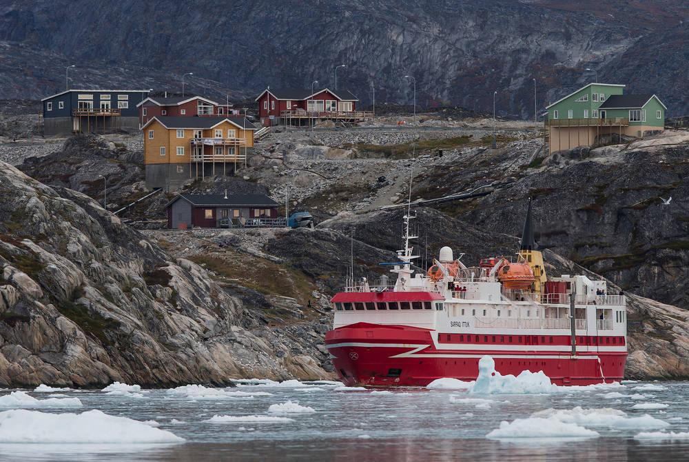 Sarfaq Ittuk, Ilulissat. Courtsey of Visit Greenland, Copyright: Arctic Umiaq Line