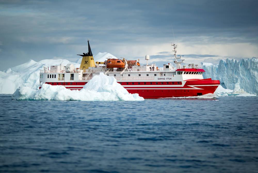 Sarfaq Ittuk, Ilulissat ice fjord (Credit Mads Pihl, Visit Greenland)