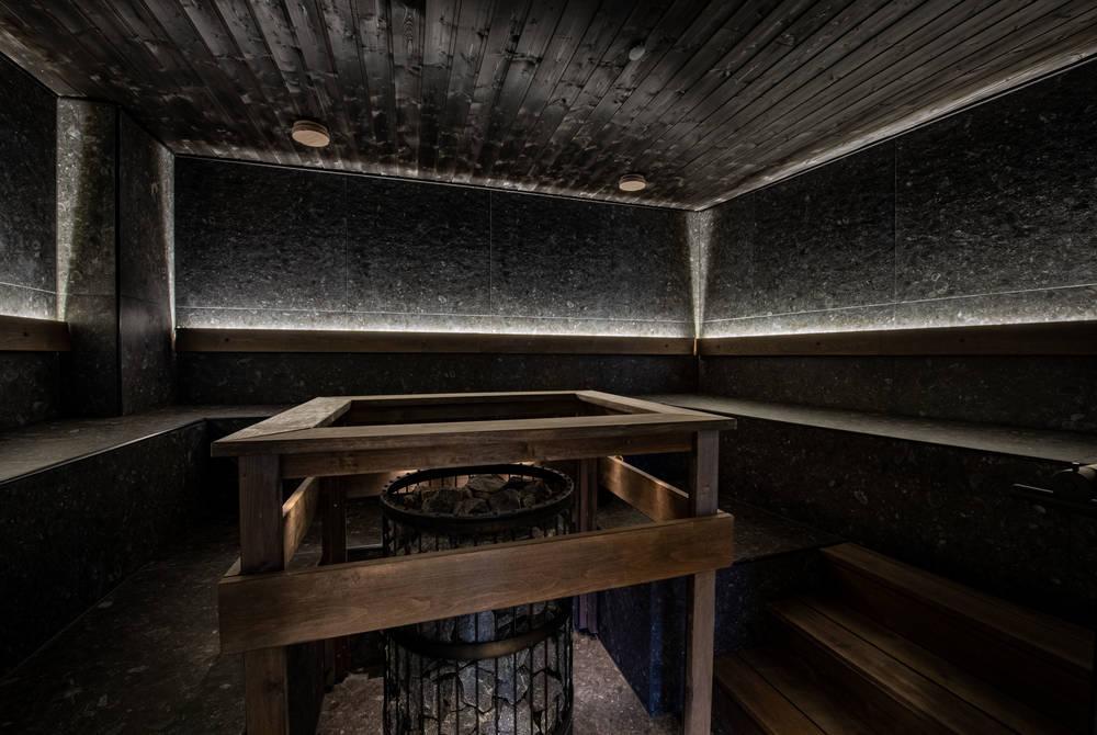 Sauna, Arctic Spa, Iso-Syote, Finland