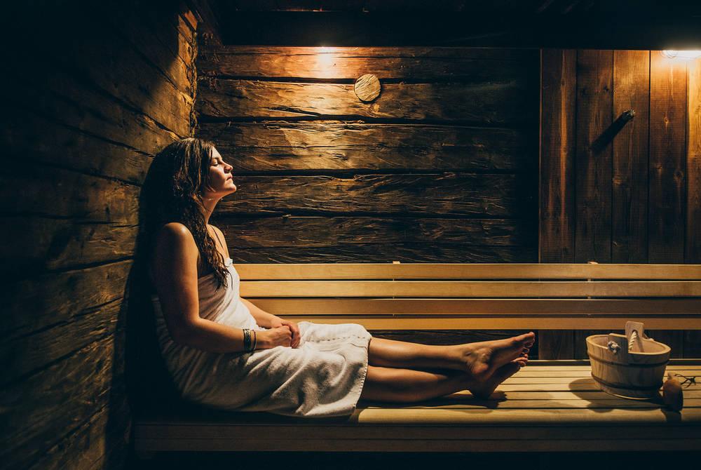 Jukkasjarvi Sauna Ritual