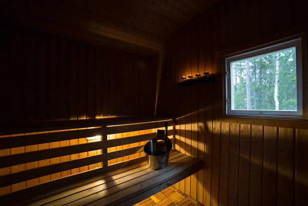 Sauna, Loggers Lodge