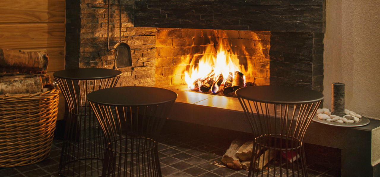 Sauna fireplace, Beana Laponia