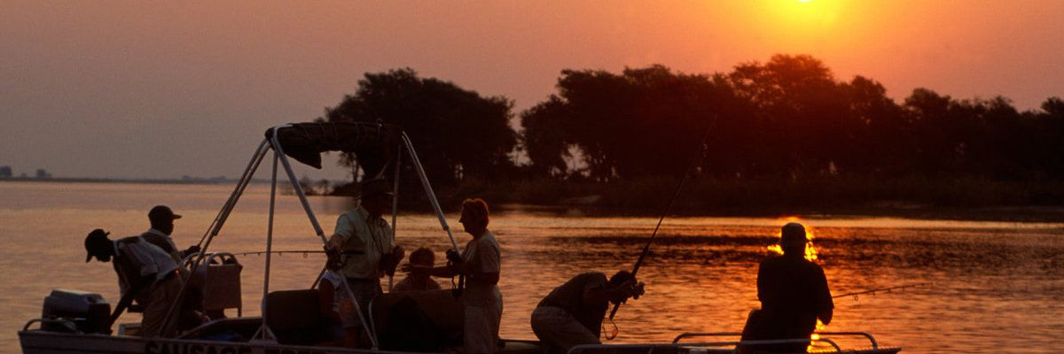 Sausage Tree Camp, Lower Zambezi