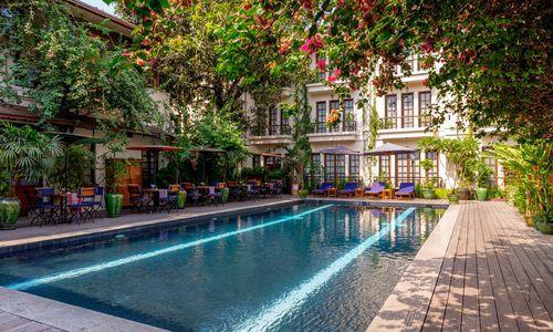 Savoy Hotel, Yangon