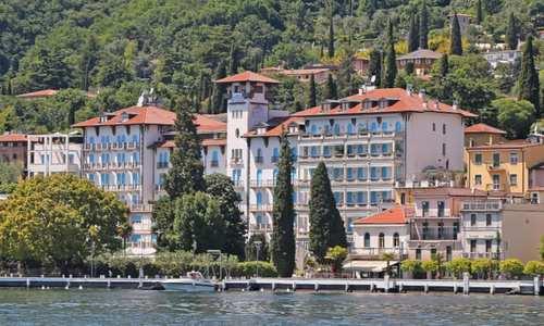 Savoy Palace, Lake Garda