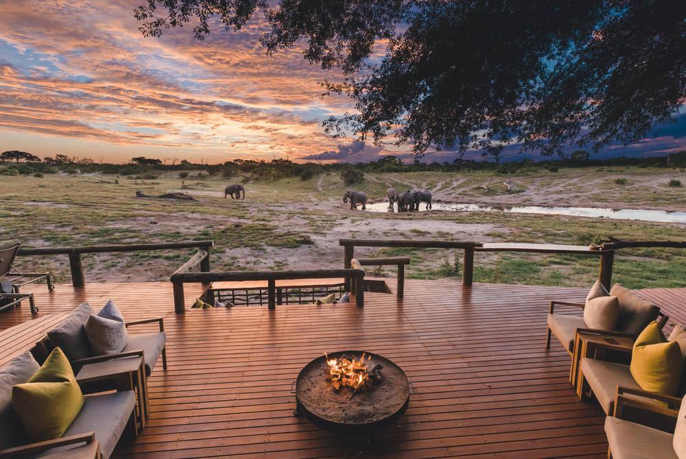 Savute Safari Lodge, Chobe National Park