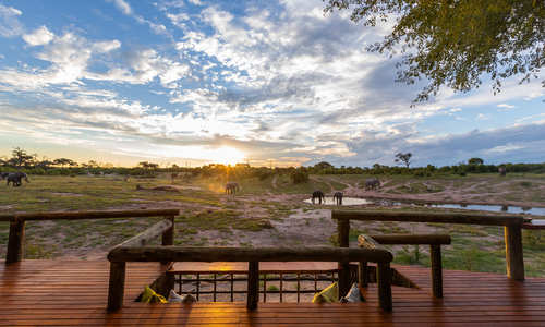 Savute Safari Lodge, Chobe National Park