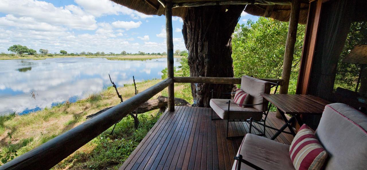 Savuti Camp, Botswana