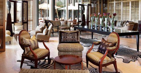 Saxon Hotel, Johannesburg