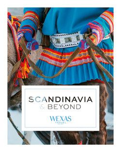 Cover for brochure Scandinavia & Beyond
