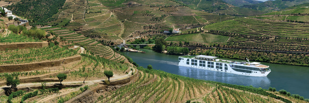 Scenic Partners With National Geographic on Eight River Cruises
