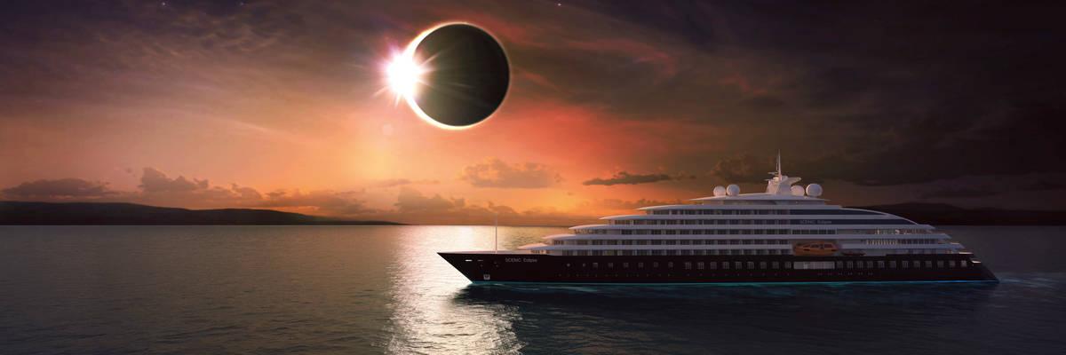 Scenic Eclipse Unveils World-class Cuisine