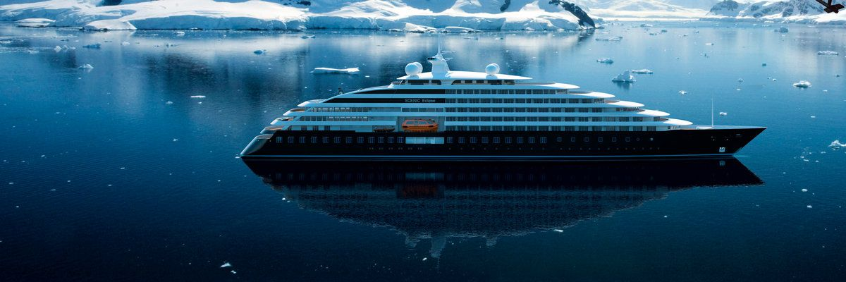 Scenic announce world's first discovery yacht
