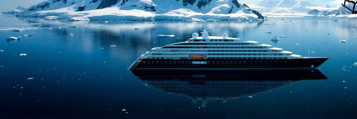 Scenic Eclipse The Luxury Cruise Company