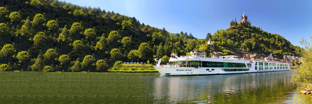 Offers Scenic Jade The Luxury Cruise Company