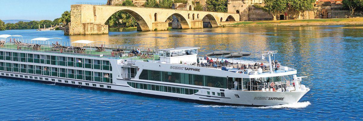 Scenic Sapphire The Luxury Cruise Company