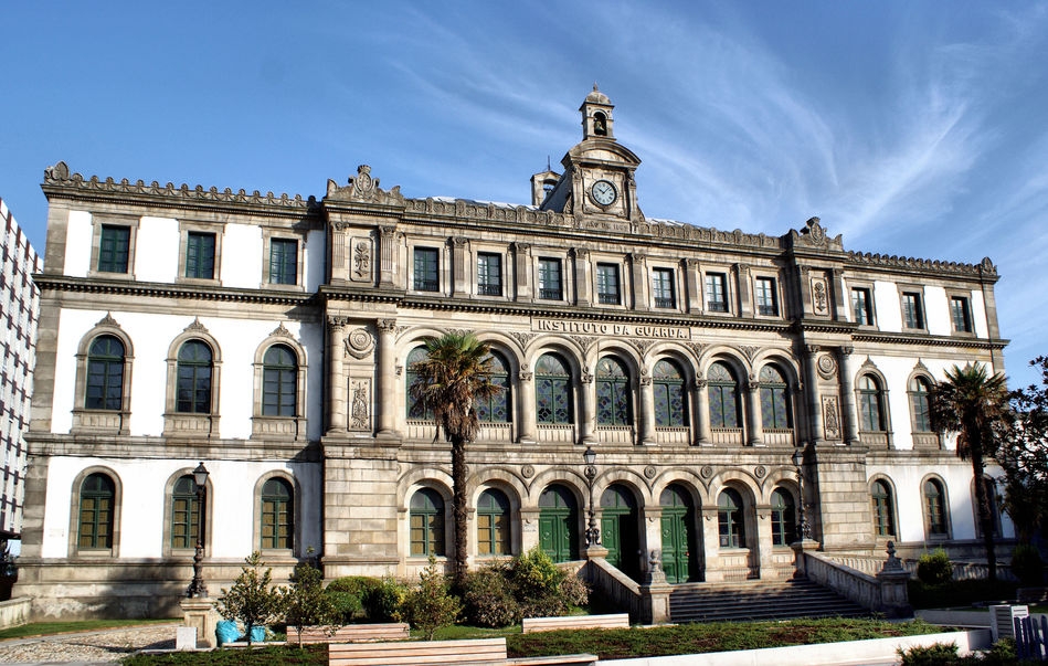 Exterior of the Instituto da Guarda