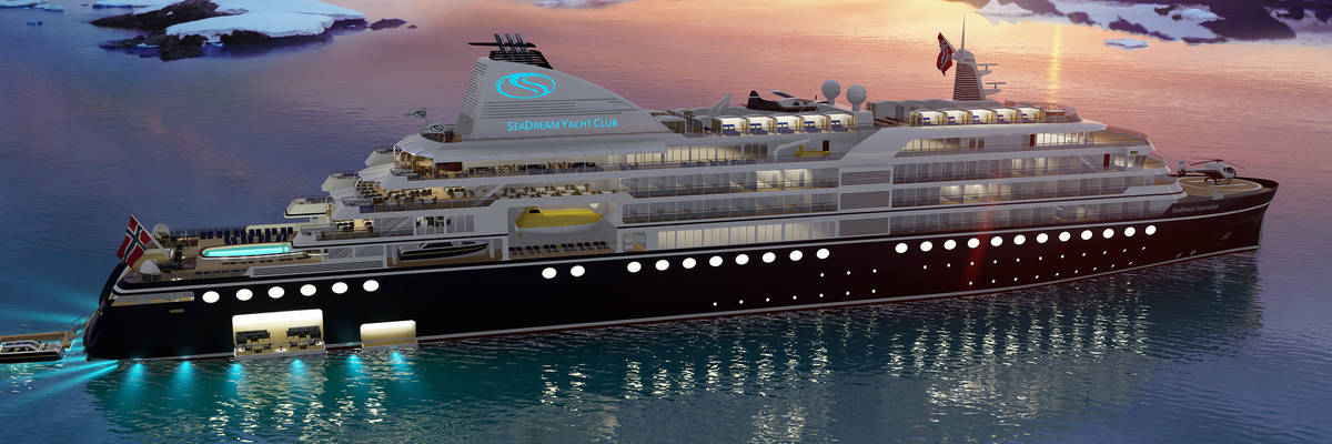 SeaDream Announce new luxury yacht - SeaDream Innovation