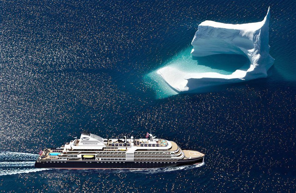 SeaDream Innovation, SeaDream Yacht Club.