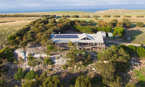 Sea Dragon Lodge, Kangaroo Island