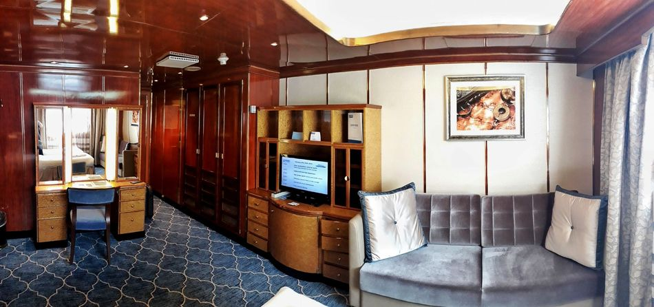 My cabin, number 335, on Sea Spirit