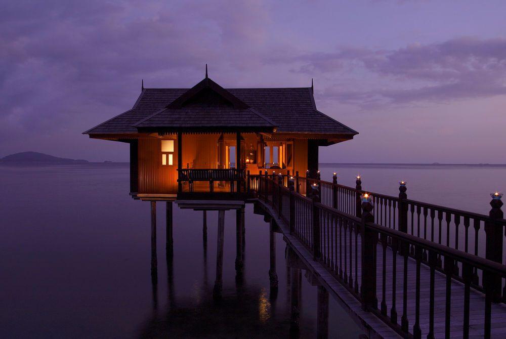 Sea Villa, Pangkor Laut Resort, Malaysia