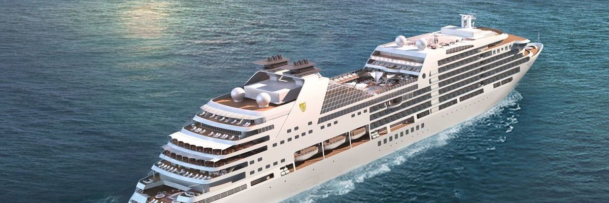 Seabourn Encore Launched in Singapore