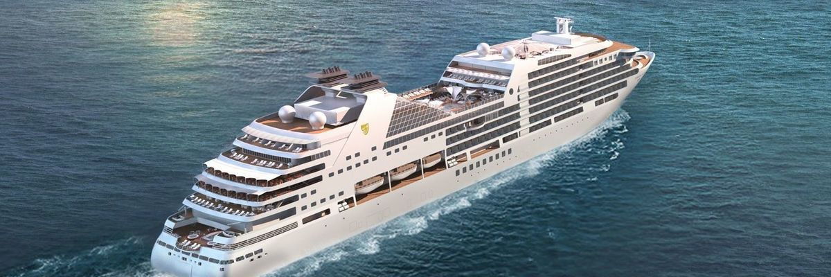 Seabourn Ovation now open for bookings