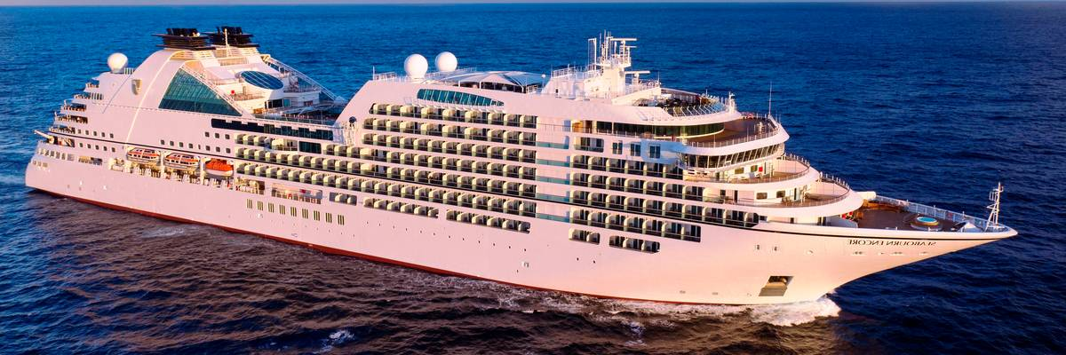 Elaine Paige Named As Godmother Of Seabourn Ovation The