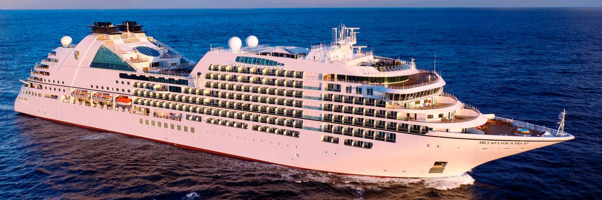 Seabourn Announce new Guest Speakers