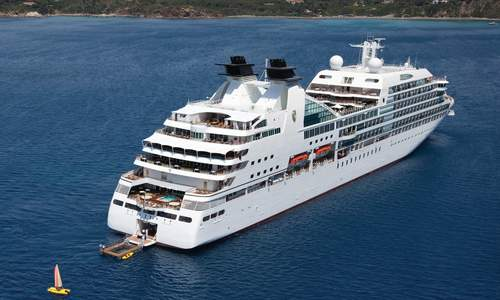 Seabourn Marina - Seabourn Cruises