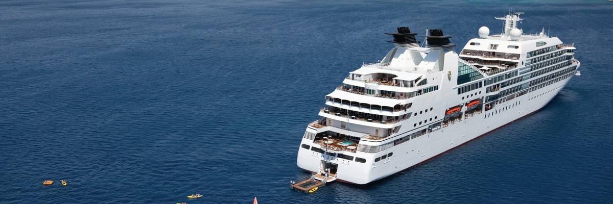 Seabourn Sojourn World Cruise 2020 announced
