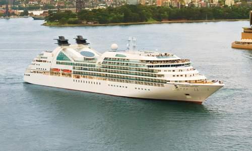 Seabourn Odyssey - Seabourn Cruises