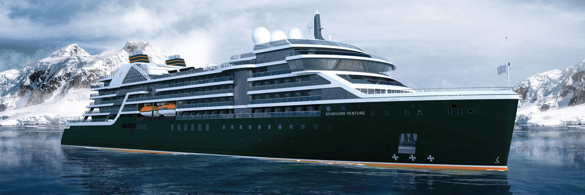 Seabourn reveal Suite details on Seabourn Venture